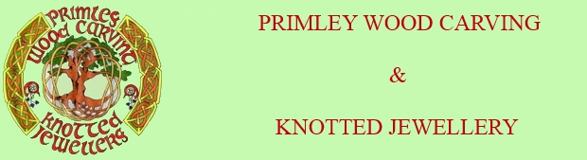 Primley Wood Carving & Knotted Jewellery